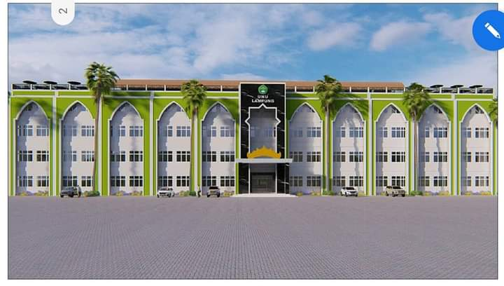 Pembangunan UNU Lampung